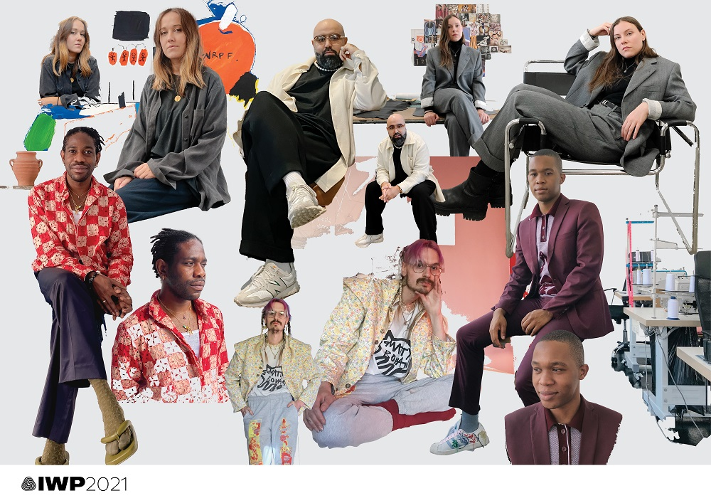 Six of the world's most promising emerging design talents have been selected for the 2021 International Woolmark Prize.