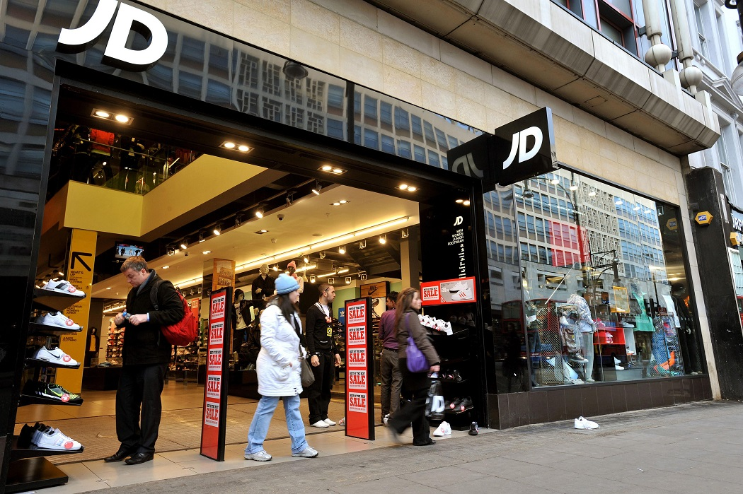The U.K.'s Competition Appeal Tribunal overturned a government regulator's decision to block a merger between JD Sports and Footasylum.