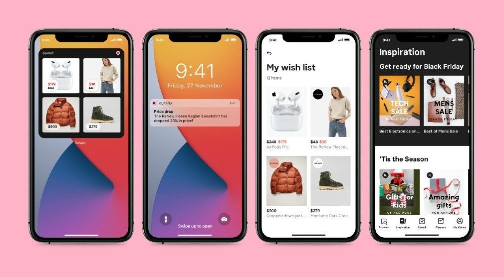 """Klarna debuts holiday """"Wish Lists"""" and iOS price-drop widget, Tapestry deploys Amperity customer data platform and FindMine teams with SAP."""