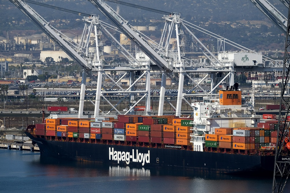 The Federal Maritime Commission is investigating if ocean carriers are using illegal policies and practices at the two largest U.S. ports.