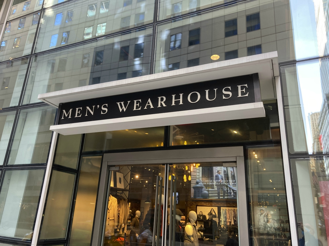 The Men's Wearhouse owner received confirmation of its reorganization plan, and is slated to exit bankruptcy by the end of November.