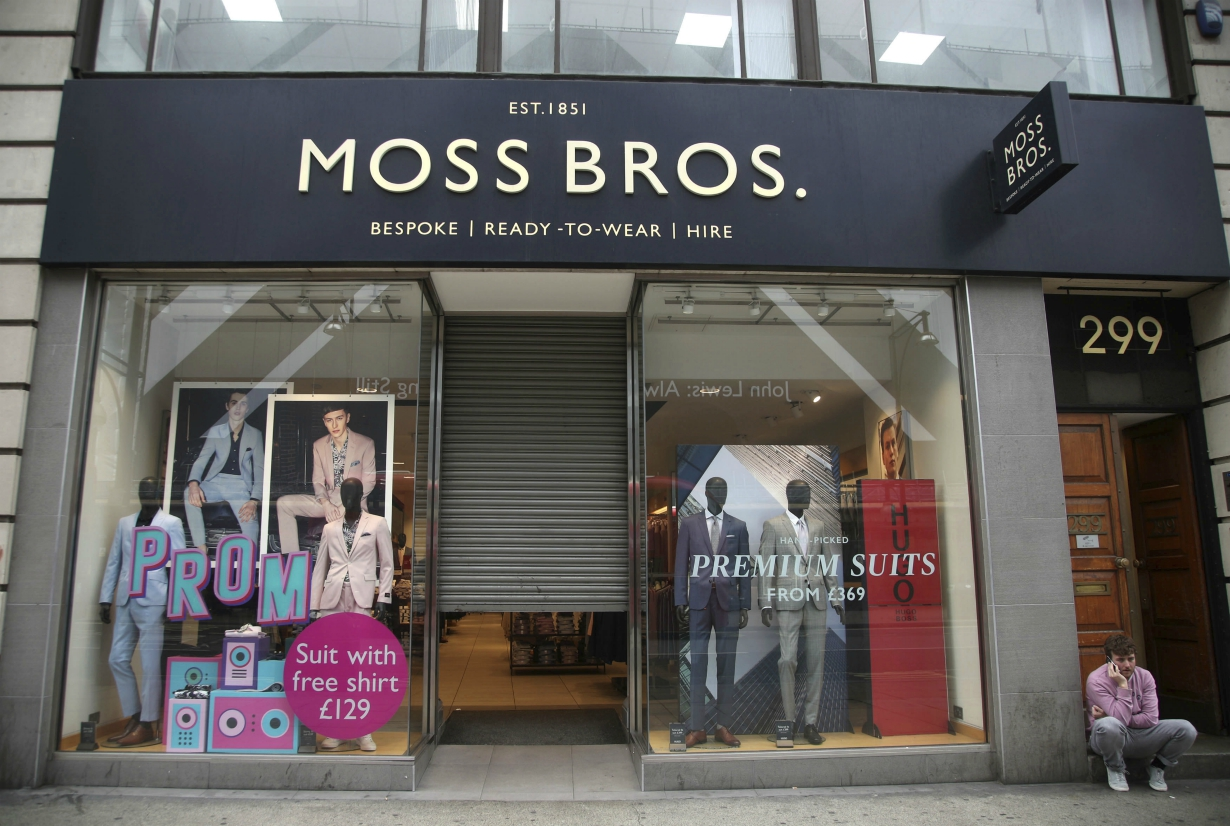 Menswear chain Moss Bros launches CVA to restructure its balance sheet, but creditors have final say and will vote on the plan in 14 days.