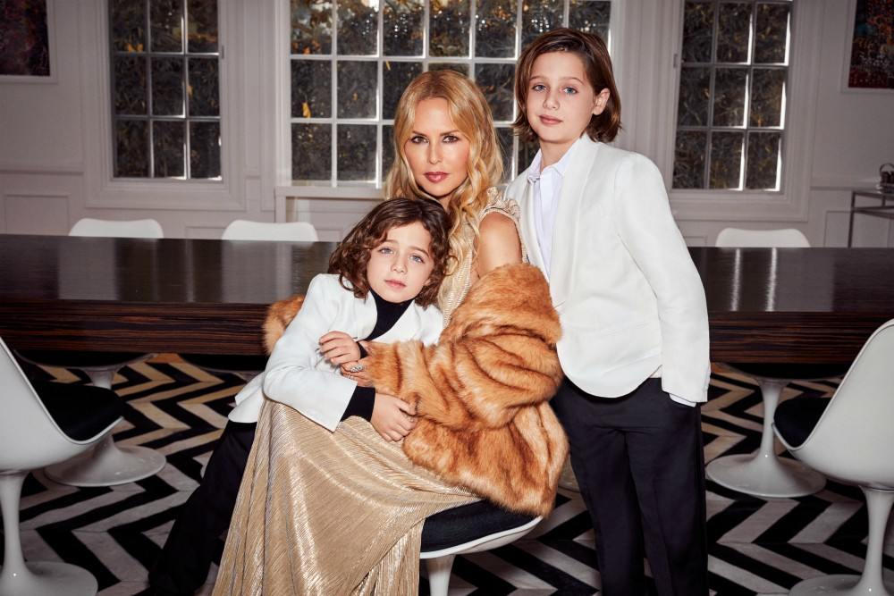 Janie and Jack and Rachel Zoe teamed up for party and resort collections