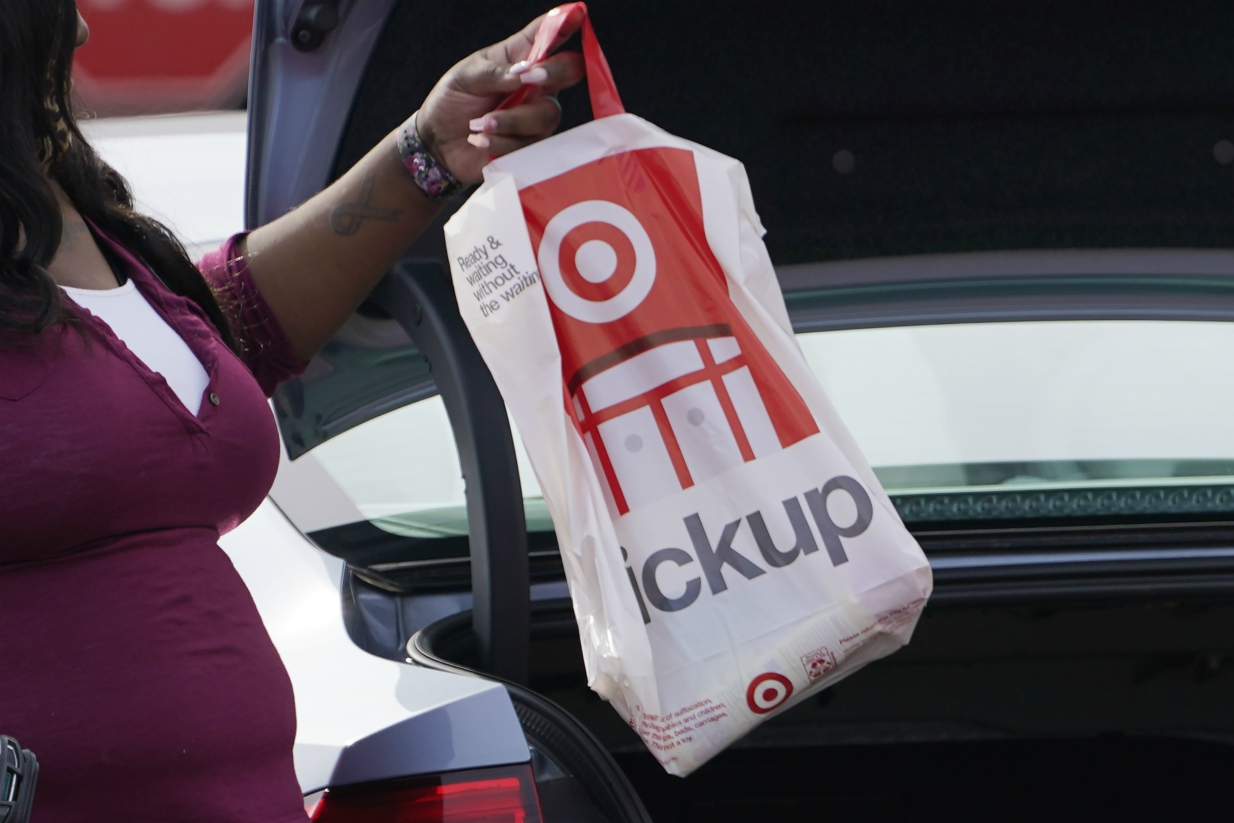 Nationwide retailer Target credited 217 percent growth in store-centric, same-day fulfillment services for a blockbuster third quarter.