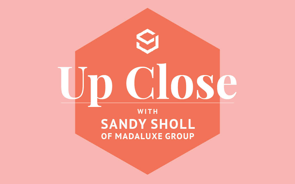 In this Q+A, MadaLuxe Group's Sandy Sholl discusses the sustainability driver luxury is getting right and her company's new investment arm.