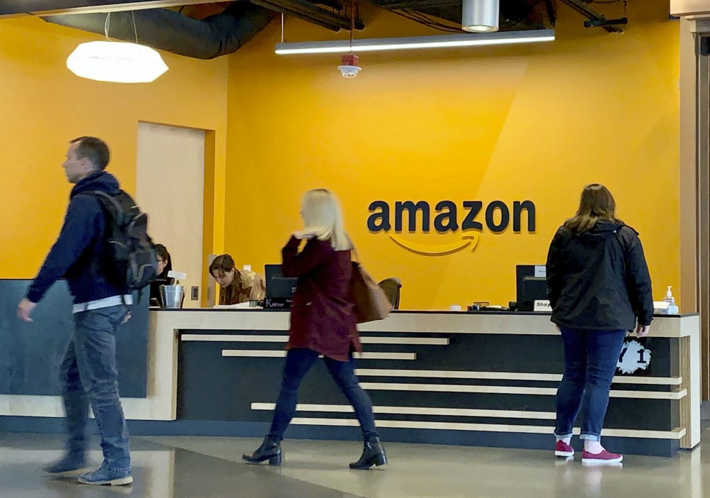 Tech titan Amazon has committed to doubling the number of Black leaders this year and during 2021 through promotions and employee training.