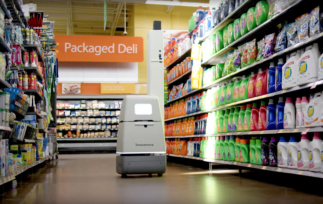 Walmart has reportedly cut ties with Bossa Nova Robotics, which supplied inventory-tracking robots in approximately 500 of its stores.
