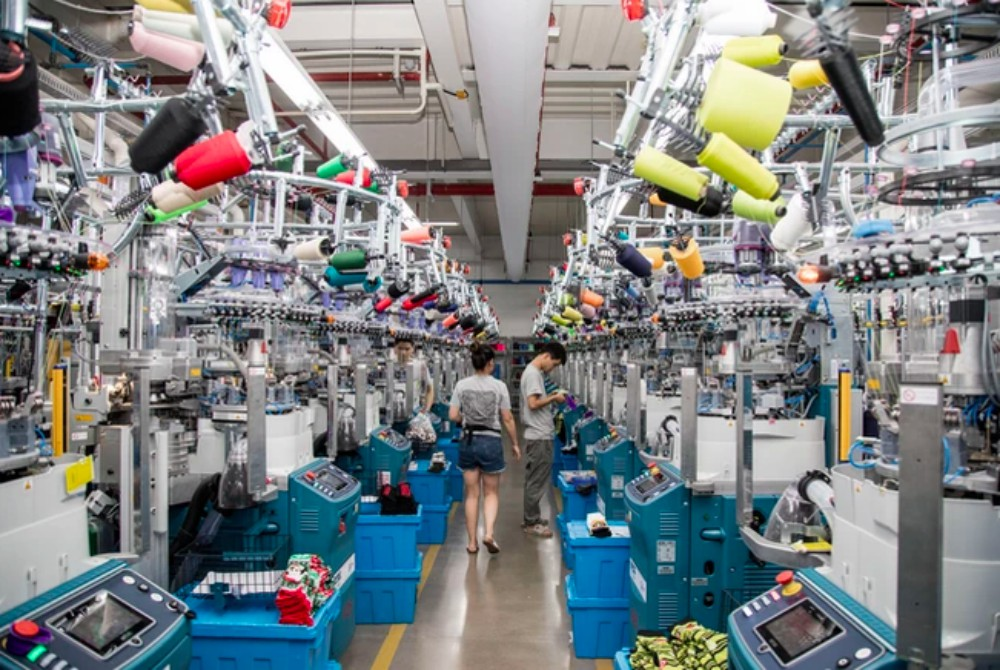 FutureStitch has received LEED's Company certification for its China factory.