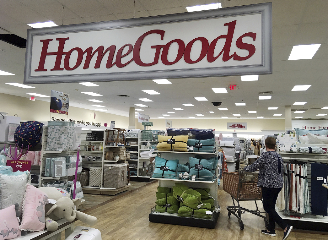 HomeGoods generated 15 percent year-over-year open-only comparable store sales growth in the quarter, as well as net sales of $1.9 billion. The banner will launch its first full e-commerce site in the second half of 2021.