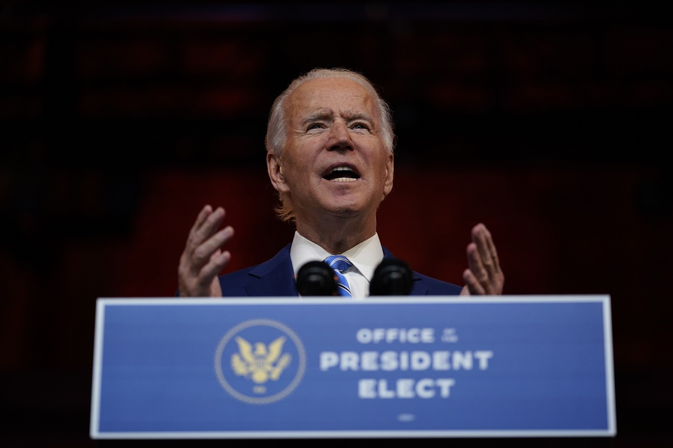 In a recent webinar, experts discussed how a Biden presidency, a possible stimulus and trade policy changes could impact apparel in 2021.