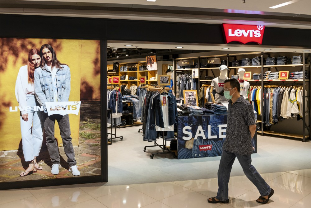 Levi's leaders Brady Stewart and Hamit Singh touted the brand's enhanced direct-to-consumer and omnichannel efforts amid the Covid crisis.
