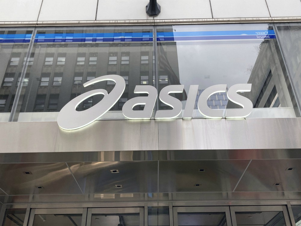 Asics signed on to The Fashion Pact