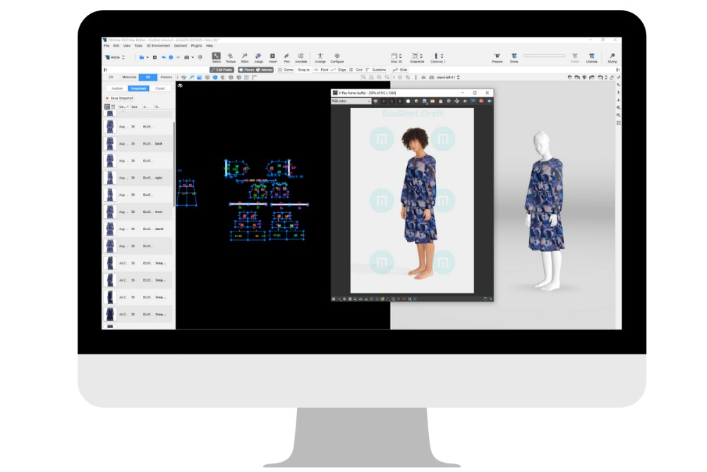 The 3D fashion platform made its API generally available, giving fashion companies more power to manage their digital product workflow.