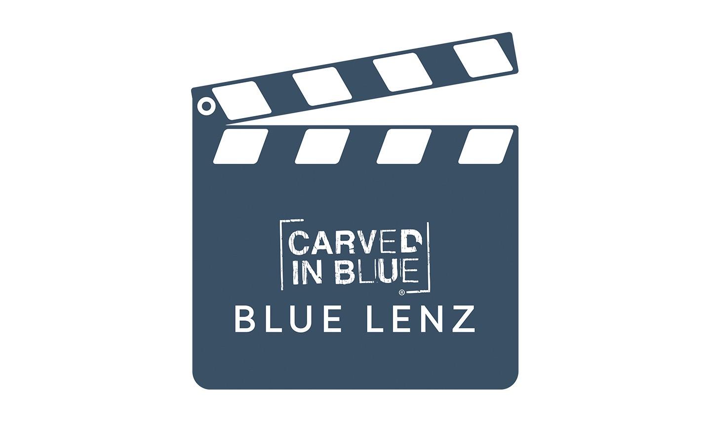 Carved in Blue Blue Lenz