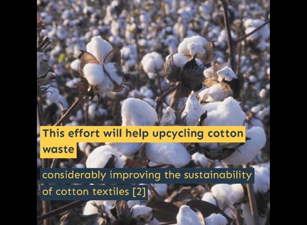A research project between Cotton Inc. and N.C. State is tackling the issue of the tons of discarded apparel annually dumped in landfills.
