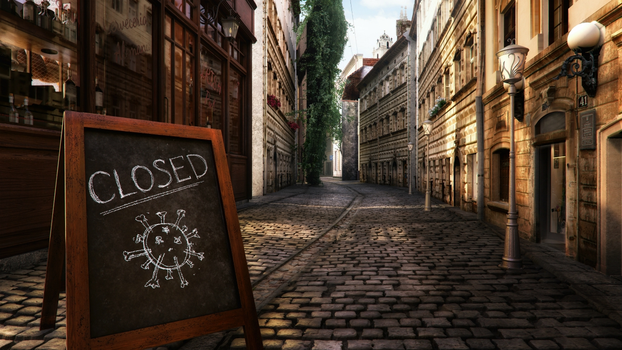 Bad news for retail as Covid lockdowns are on the horizon globally, with Ireland, Wales and Austria the latest to tighten restrictions.
