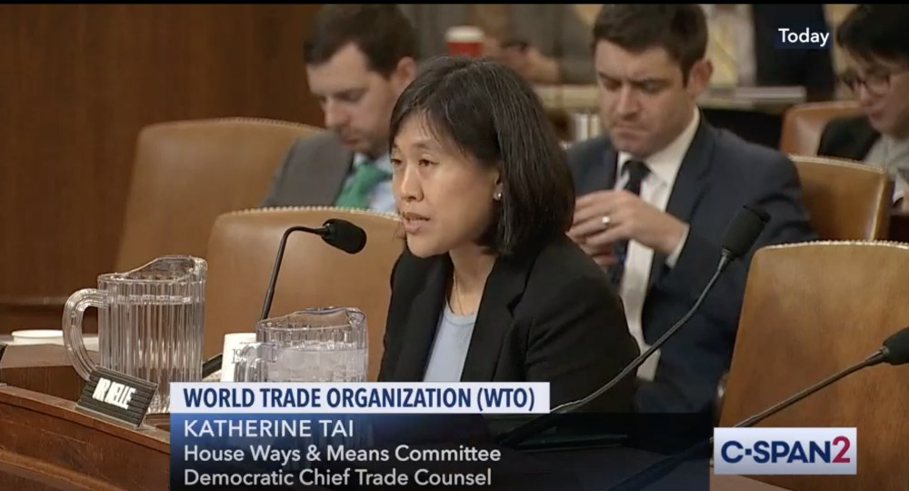 Leaders in fashion and textiles see Katherine Tai as a veteran expert with the experience to take China to task as Biden's USTR nominee.