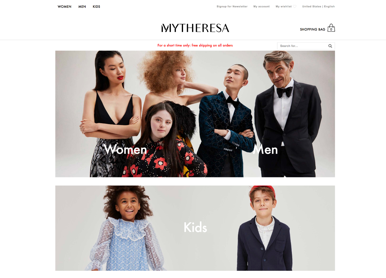 German Luxury Retailer Mytheresa's parent, MYT Netherlands Parent B.V., has filed for an IPO in the U.S., which is expected in early 2021.
