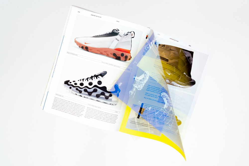 """""""Nike: Better is Temporary,"""" a 320-page book available for $89.95 offers """"an un unprecedented, behind-the-scenes exploration into Nike's internal design philosophy."""""""