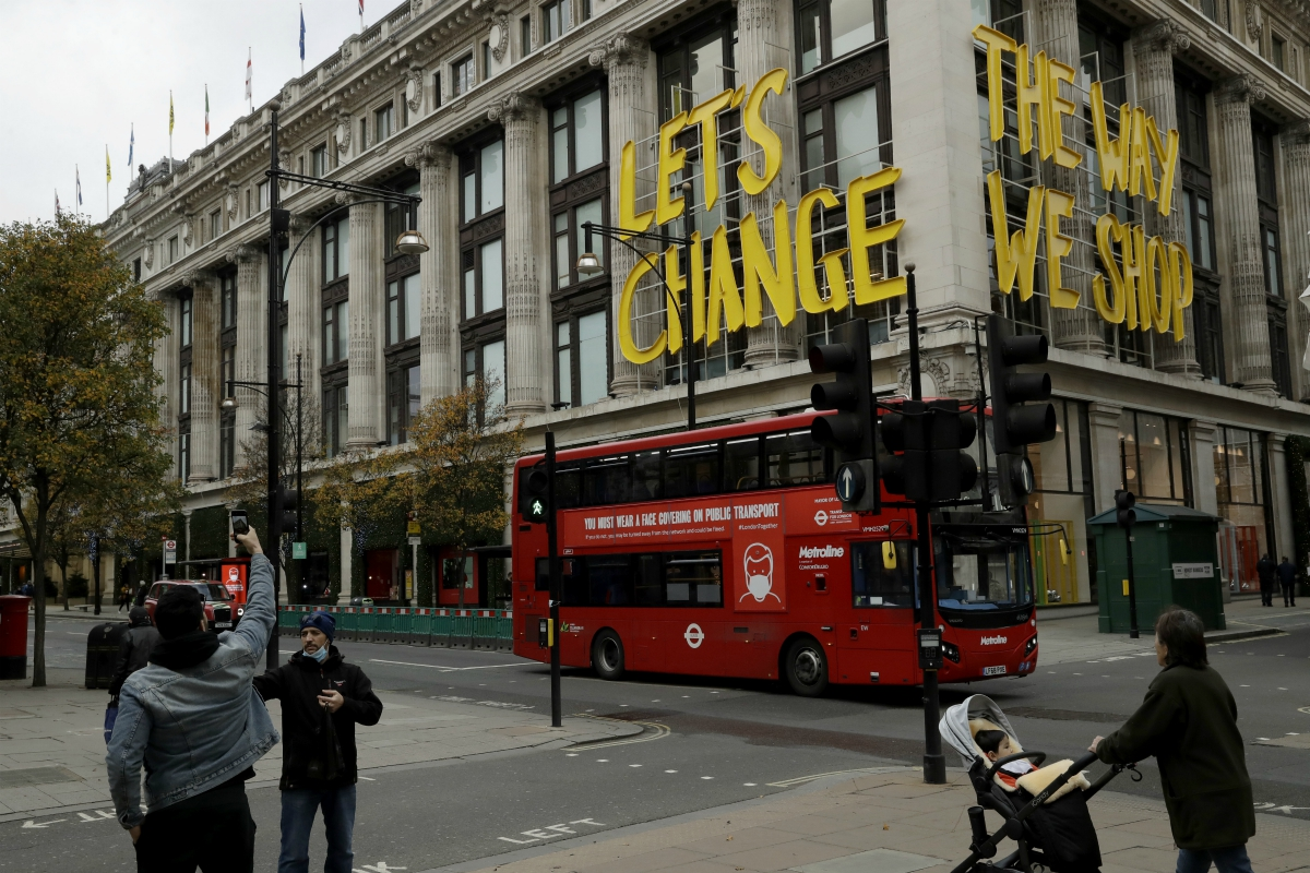 Here's how luxury department store operator Selfridges Group keeps sustainability on deck as it thinks local while tourism remains down.