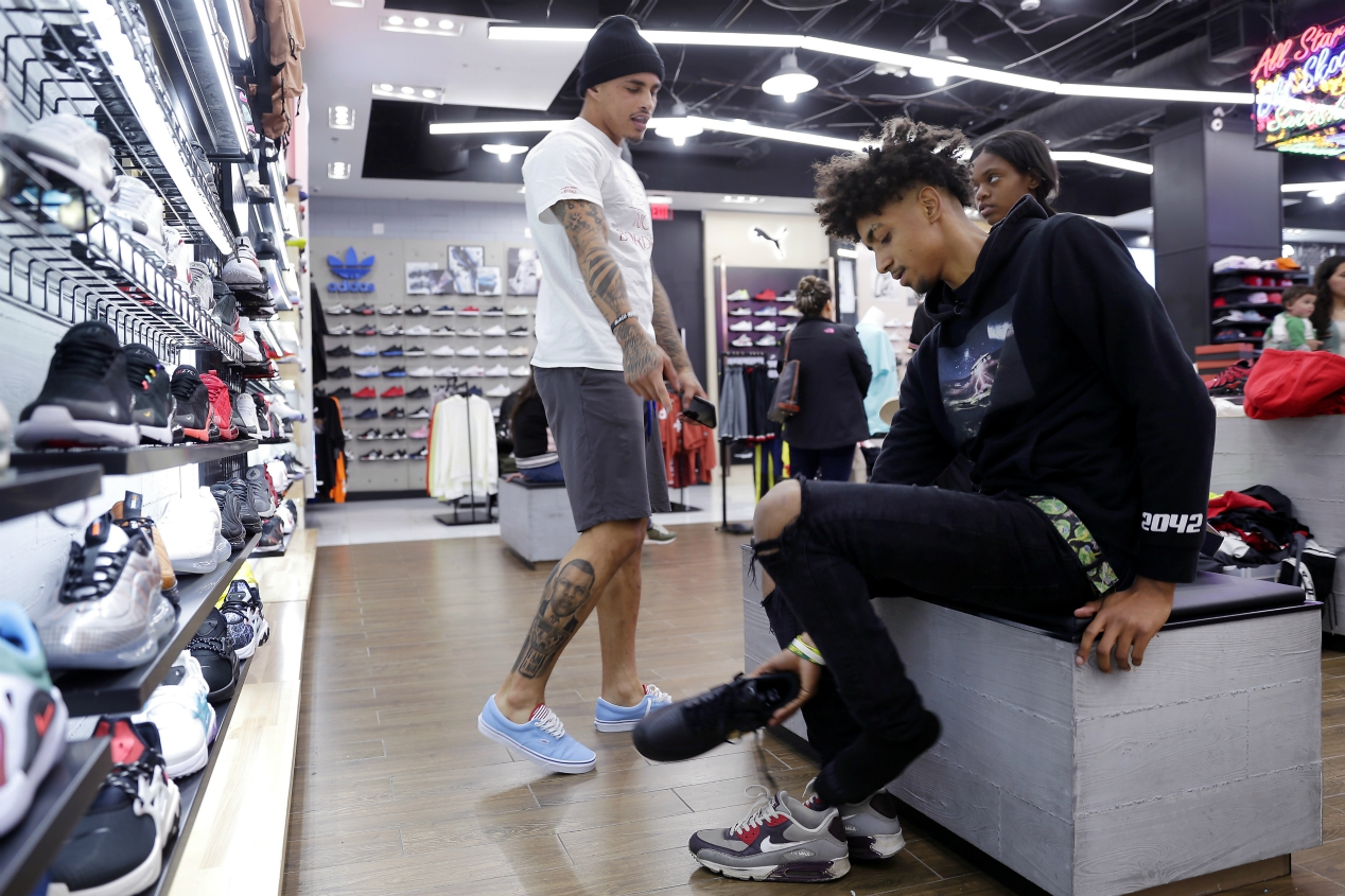 U.K.'s JD Sports Fashion acquires Shoe Palace for $325 million through its wholly-owned U.S. holding firm, Genesis Holdings Inc.