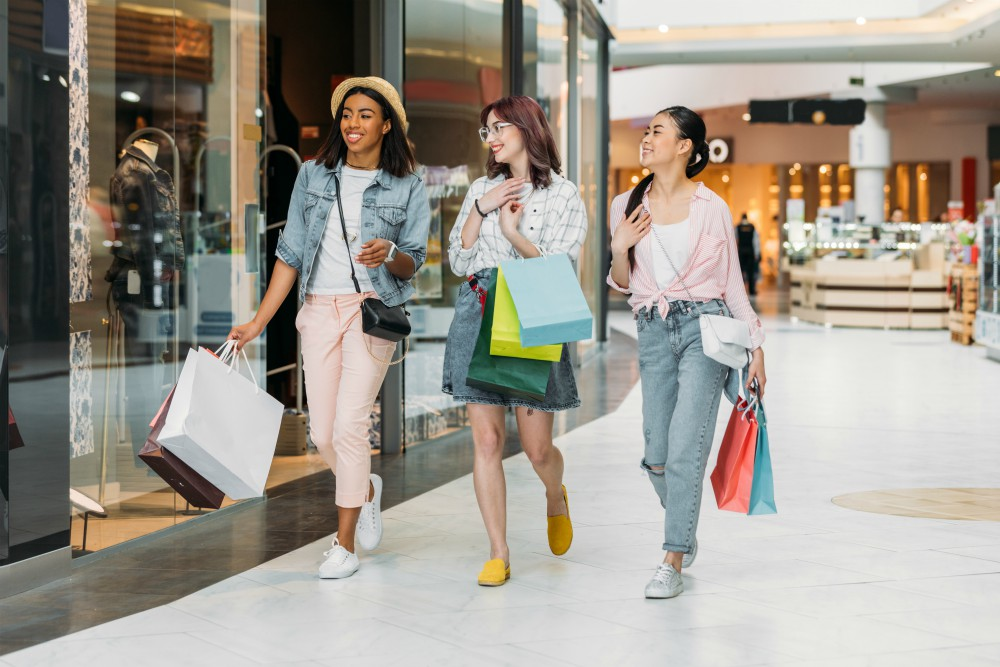 As with back-to-school, mall retailers Zumiez and Tilly's have seen better sales results during off-peak times this holiday shopping season.
