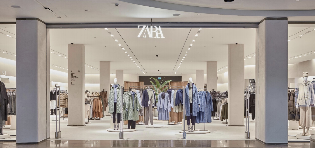 Fast-fashion firms H&M and Zara parent Inditex tout sales gains despite increases in Covid infections forcing temporary lockdowns again.