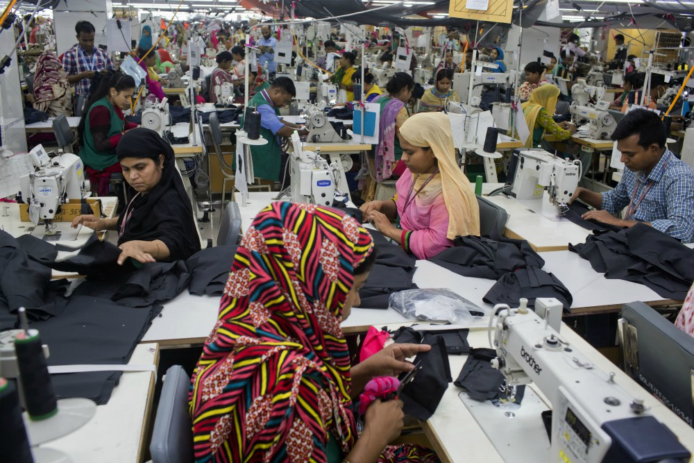 Garment workers from Bangladesh will soon have new opportunities for employment in Jordan, officials say.