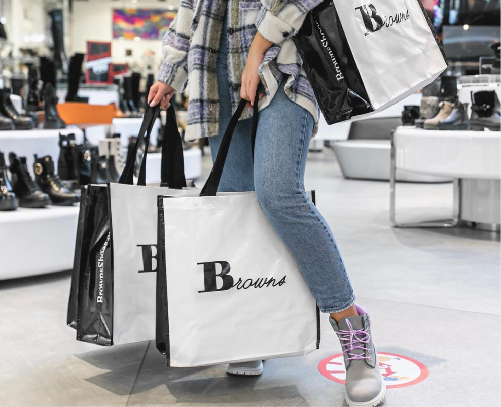 Canadian footwear retailer Browns Shoes deployed the SnapLogic integration platform in March amid a 300 percent e-commerce demand spike.