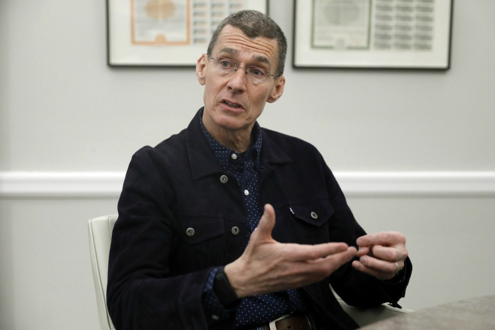 "At WWD's virtual Apparel and Retail Summit, Levi's CEO Chip Bergh said the denim giant is prioritizing DTC and ""building for the future."""