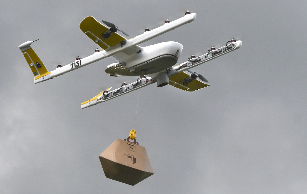 The Federal Aviation Administration has issued new rules that could enable Amazon, UPS, Wing and Walmart to make drone delivery a reality.