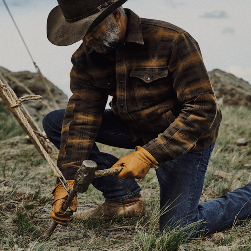 Filson is continuing its 123-year tradition of fashion manufactured in the U.S. with a collection of three jeans styles for men.
