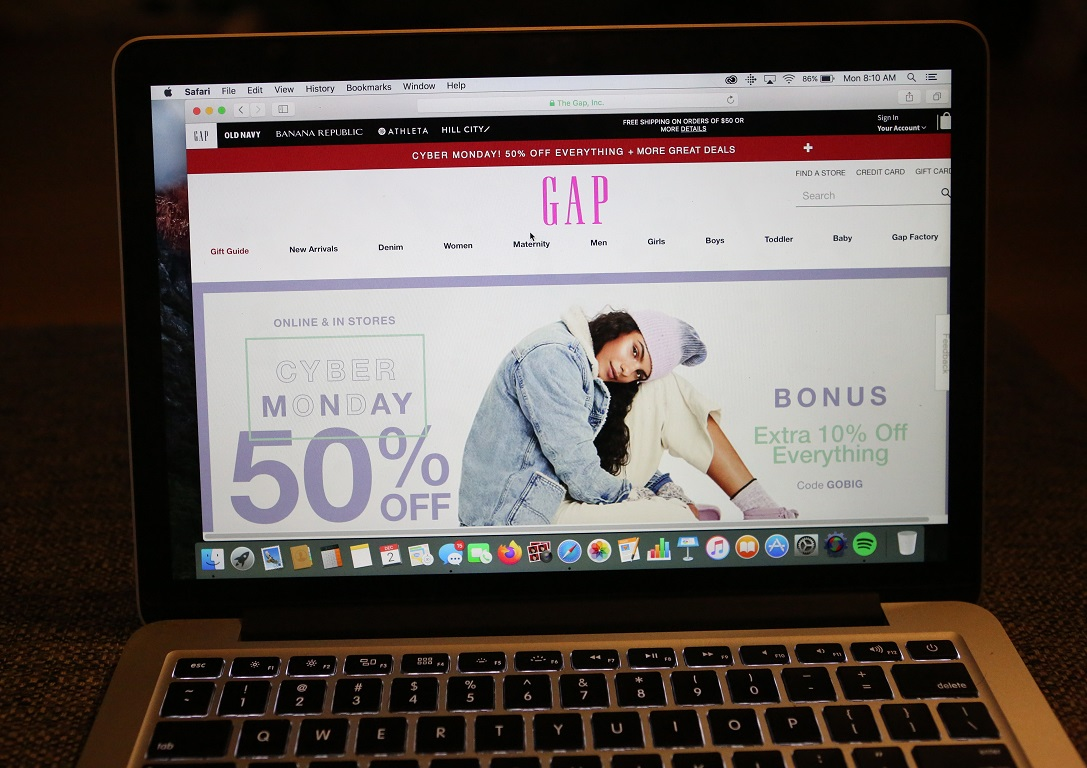 Retailers saw online transactions jump 30 percent from Thanksgiving through Cyber Monday this year, according to ACI Worldwide's report.