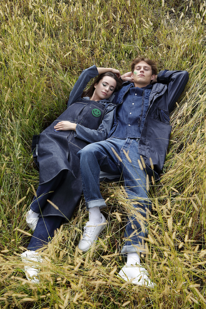 Denim mill Isko presented the second edition of its Light on the Land capsule collection created in partnership with designer Miles Johnson.