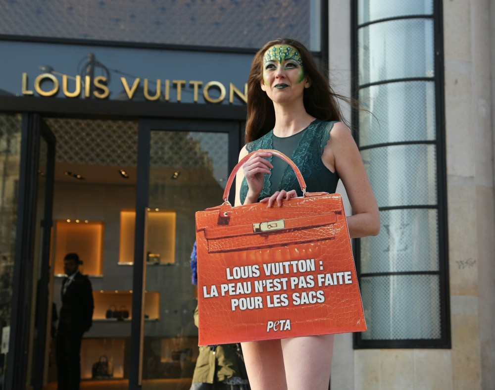 Fashion heavyweights H+M and Louis Vuitton are at the center of allegations of discrimination and unethical treatment of animals.