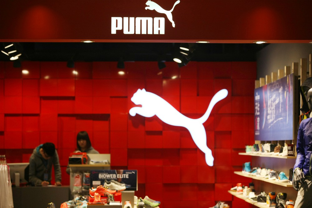 Puma uses AI to optimize its store assortments, vice president of merchandising said.