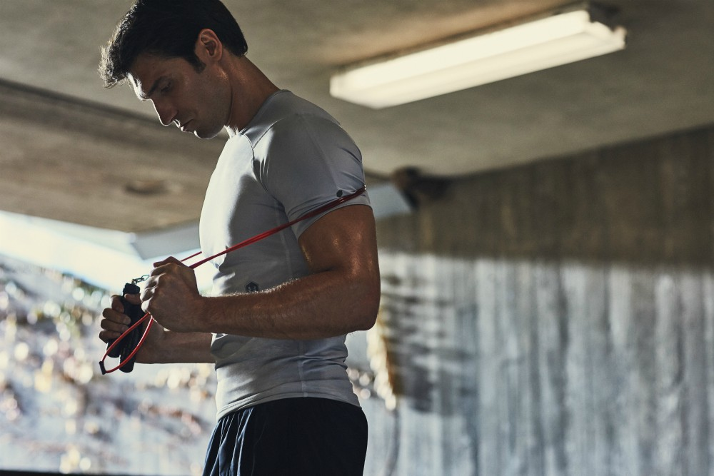 Under Armour was hit with a class-action lawsuit alleging that its infrared-based Rush performance technology fails to live up to claims.