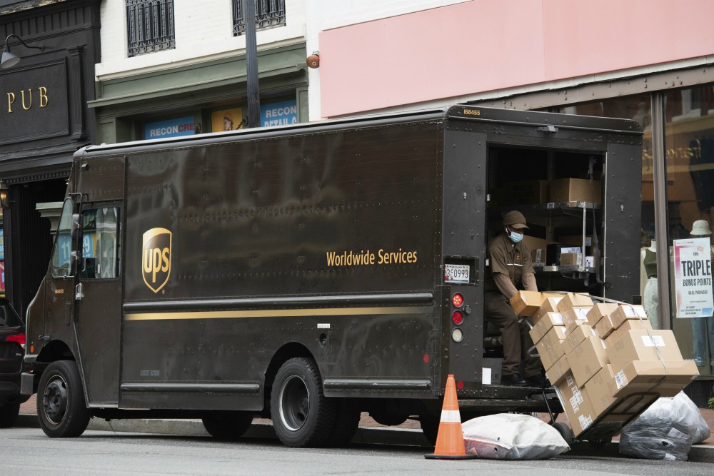 After halting package pickups for retailers like Gap, Nike and Macy's, UPS said its capacity allocations will last throughout the season.