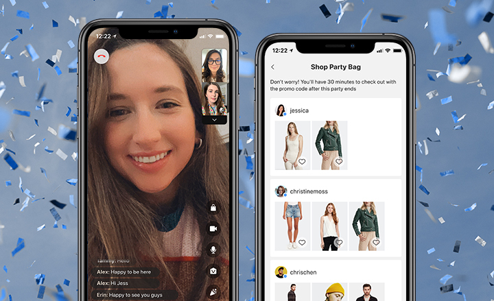 """Verishop launched the """"Shop Party"""" livestream shopping feature, while Locus Robotics crossed a major holiday fulfillment milestone."""