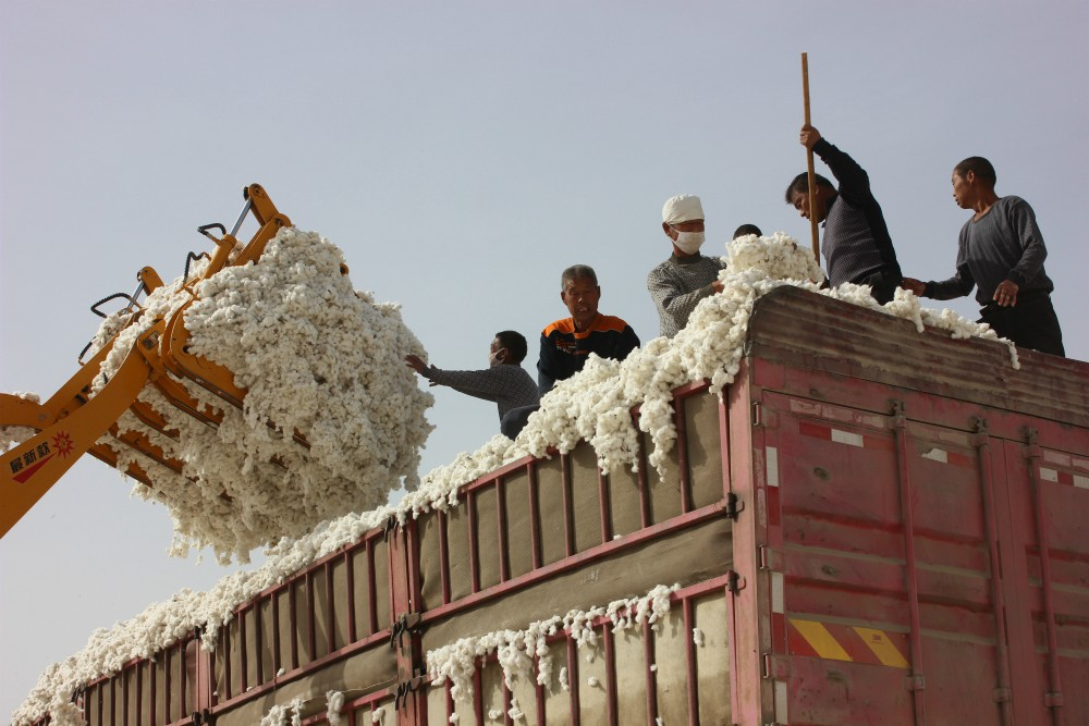 U.S. Customs and Border Protection has issued a new Withhold Release Order on cotton merchandise from a major Xinjiang cotton supplier.