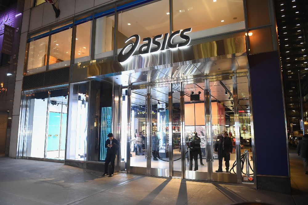 Asics closed its New York City flagship store three years after it opened