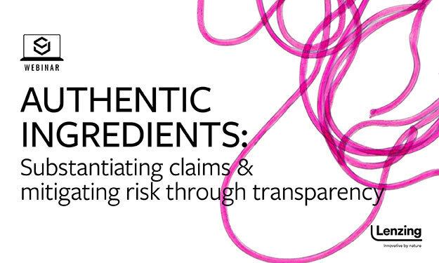 Lenzing Authentic Ingredients webinar