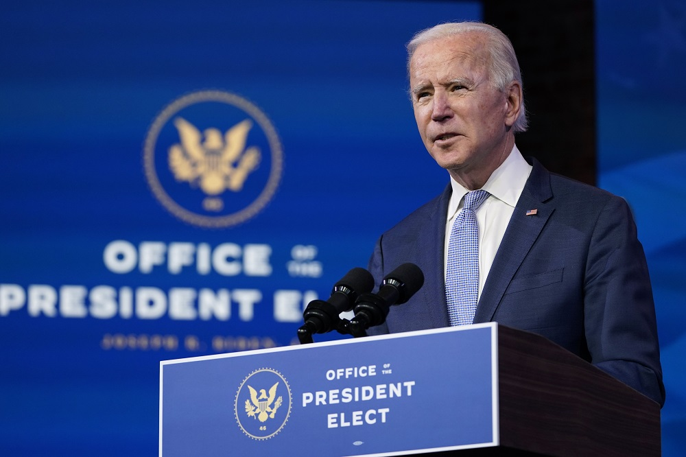 Experts at Kelley Drye expect President-elect Joe Biden will face continued tensions on trade with China, the economy and human rights.