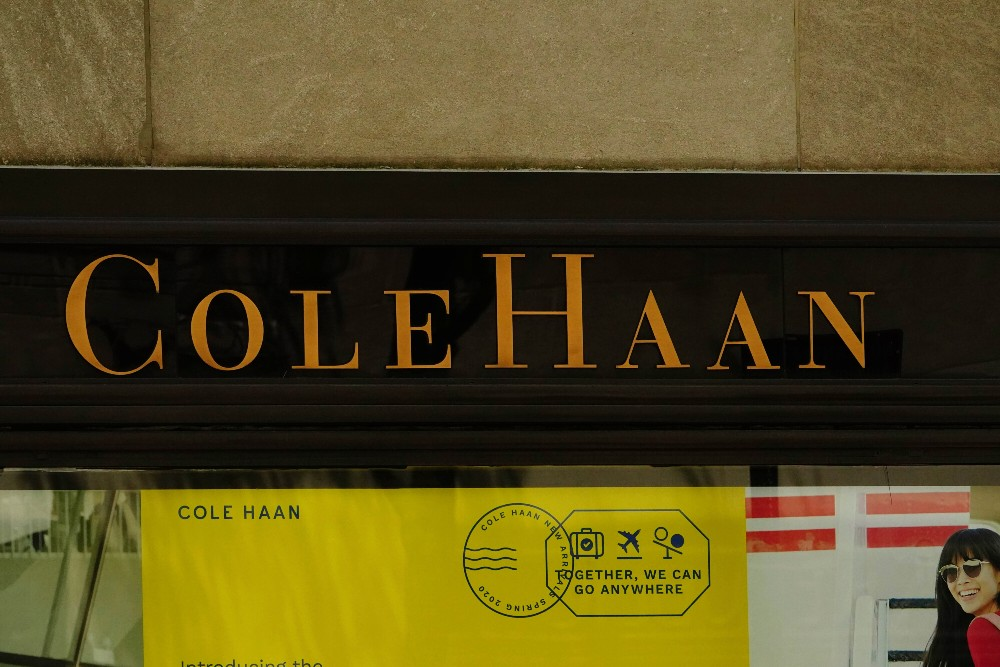 Nearly a year after it filed an estimated $100 million initial public offering, Cole Haan has filed to withdraw its IPO