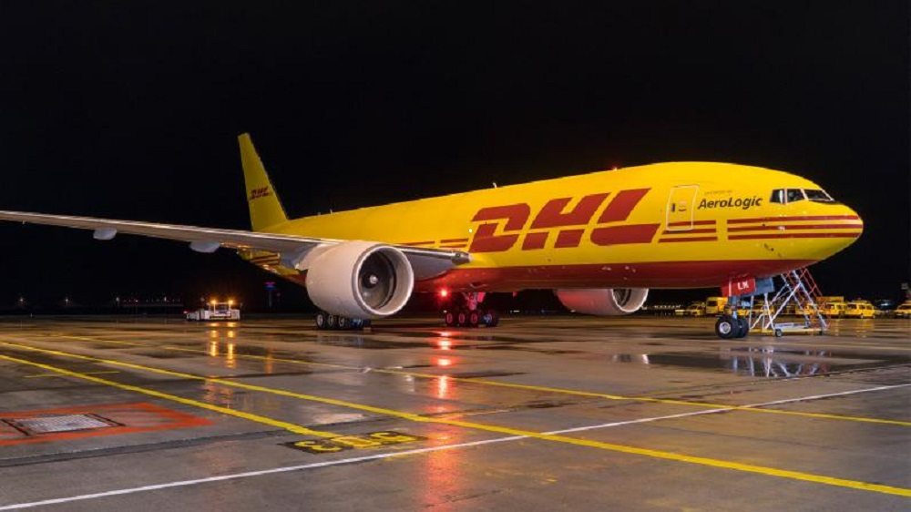 DHL Express and Boeing announced that the global logistics company placed an order for an additional eight new Boeing 777 freighters.