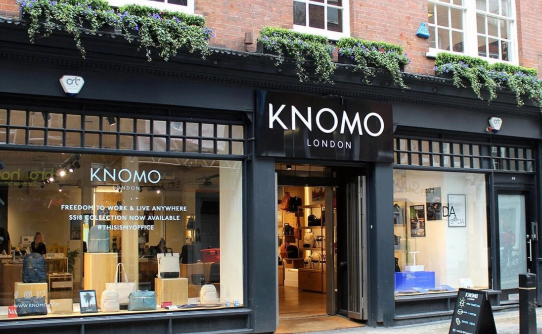 UK business collective Inc and Co makes its first foray into the retail sector by acquiring accessories brand Knomo via Inc Retail Group.