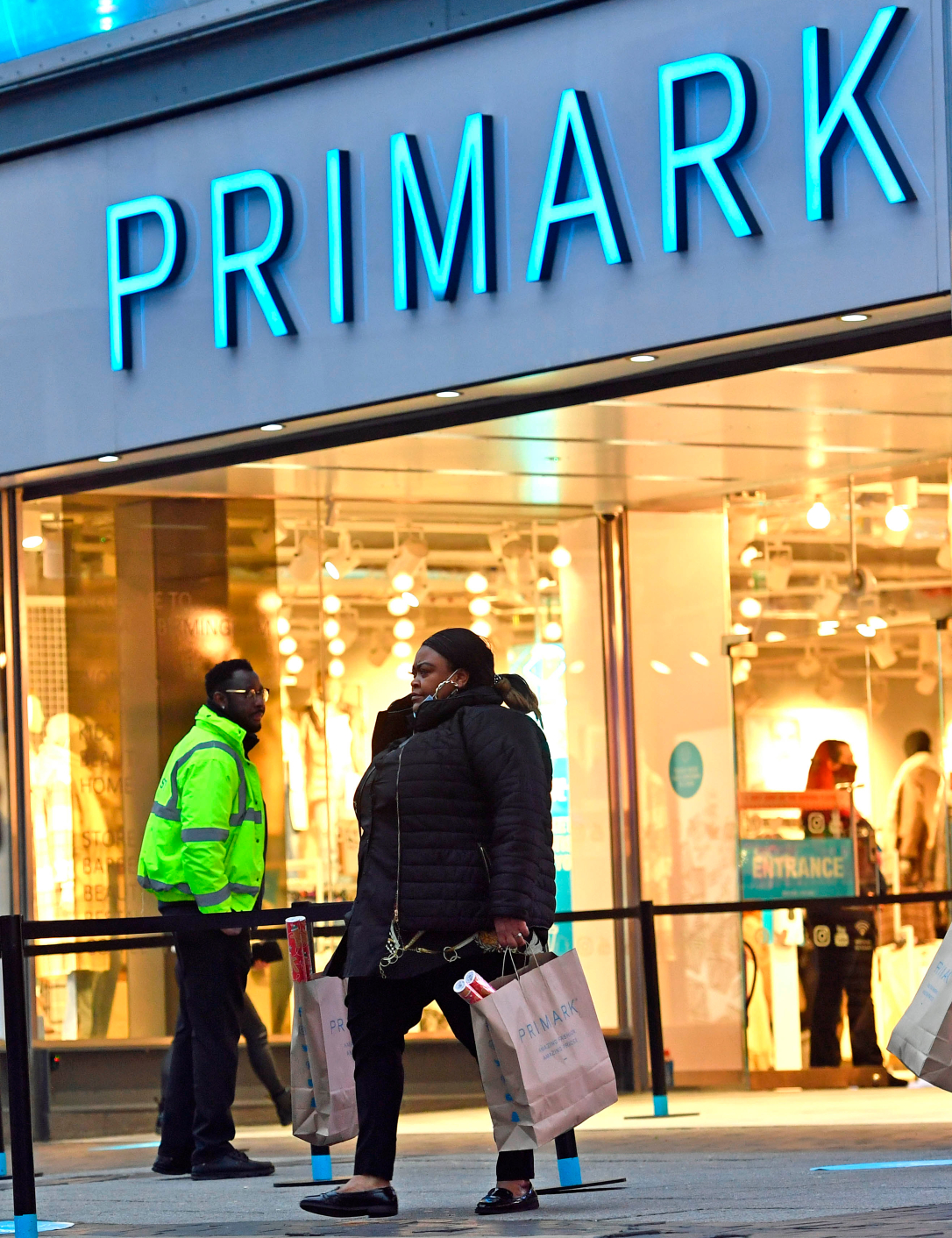 Primark parent Associated British Foods estimates $886.1M in lost sales from new lockdowns designed to curb coronavirus infection rates.