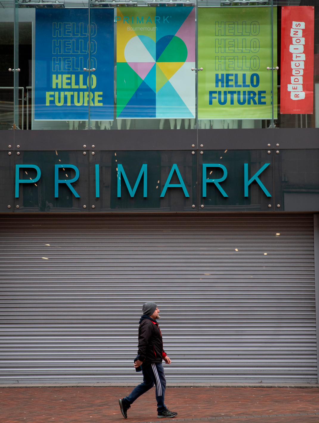 Primark's lockdown loss balloons higher as 305 stores stay closed due to lockdown measures across U.K. and parts of Europe.