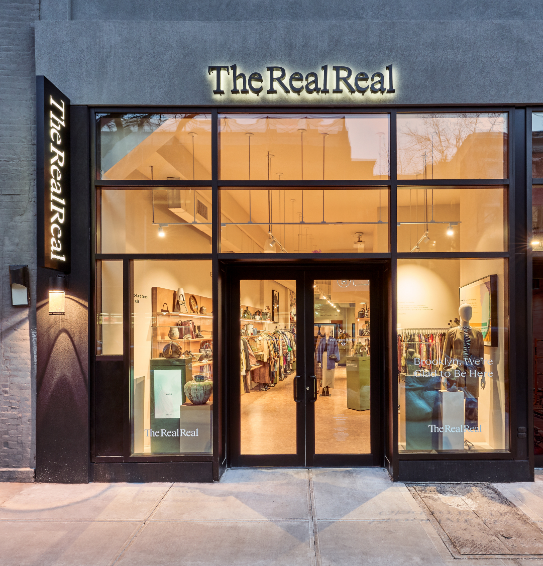 Luxury resale firm The RealReal plans to open 10 stores in 2021, starting with the opening of its new Brooklyn store in Cobble Hill.
