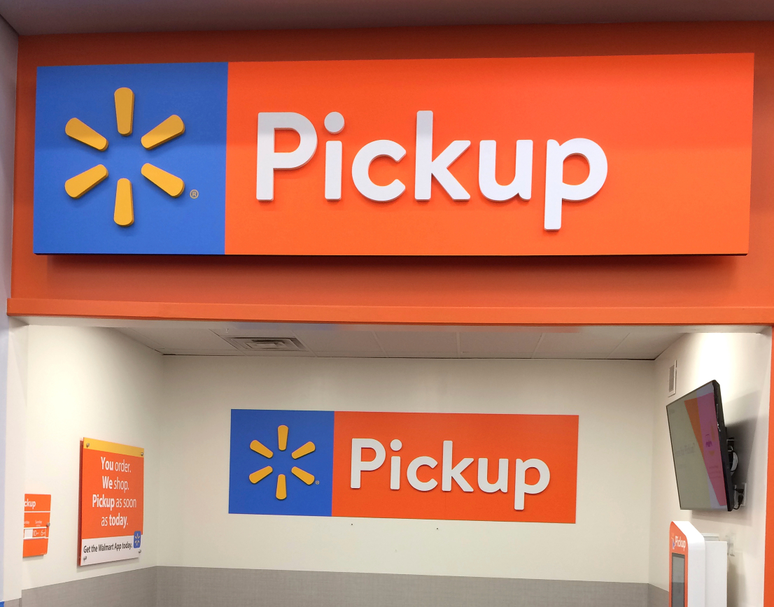 Walmart's already looking ahead at how best to serve its customers in a post-Covid world, such as offering more delivery choices.